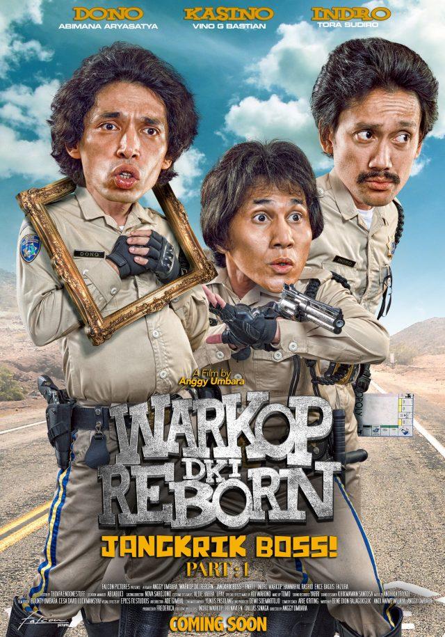 Trailer Warkop Dki Reborn Jangkrik Boss Part